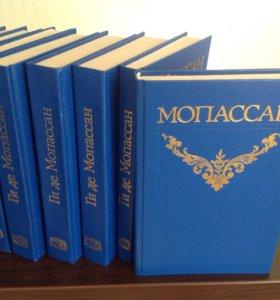 Ги де Мопассан 12 томов 9 книг