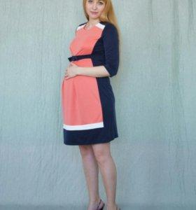 Платье для беременных,размер 44