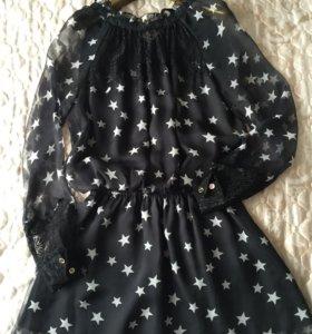 Платье туника dolce gabbana