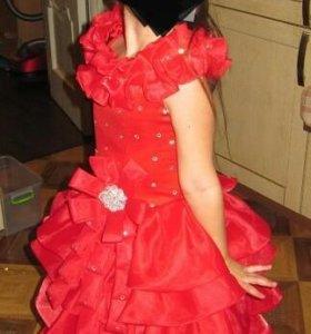 Платье 122-130