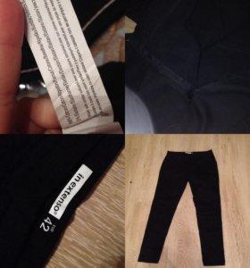 зауженные брюки новые