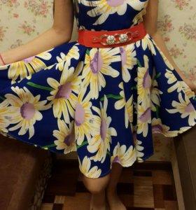 Шикарное платье для девочки 💕