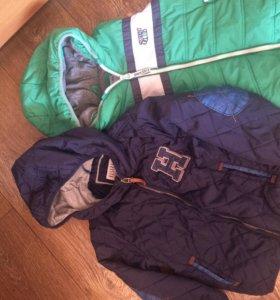 Куртка, жилетка