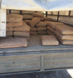 Цемент 40 - 50 кг