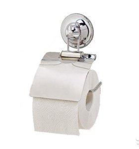Держатель для туалетной бумаги новый!