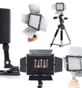 Накамерный видео-фотосвет