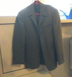 Неношеный мужской пиджак Monifor размер 46