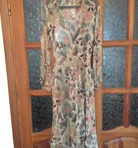 Пляжное платье - парэо