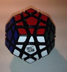 Мегаминкс Megaminx YJ YuHu (кубик Рубика)