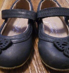 Туфли Next для девочки р 19