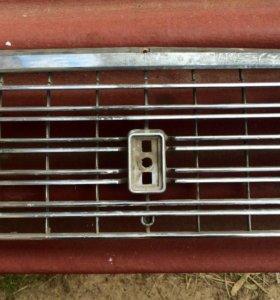 Решётка радиатора на ВАЗ 2107