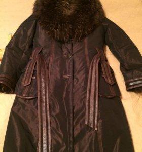 Пальто зимнее Пехора