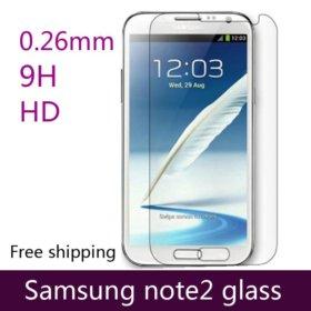 Samsung Galaxy Note 2, 3, 4 стекло-бронь