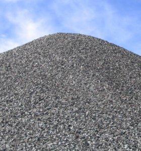 Доставка песок,щебень,земля