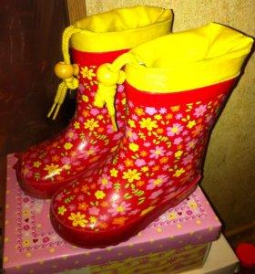 Сапоги Зебра, туфли, сандали детские