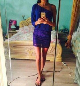 Коктейльное платье Zara