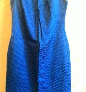 Шикарное праздничное платье новое
