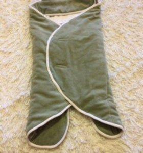 Пеленальное одеяло фирмы ярко