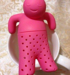 Человечек для заваривания чая