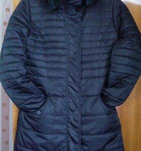 Женская стеганая куртка.