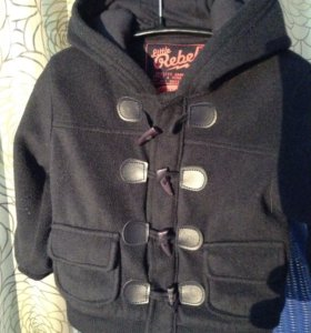 Куртка из флиса от 1 до 2 лет