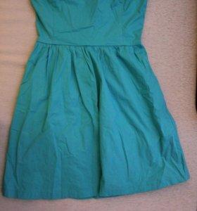 Платье xs s bershka