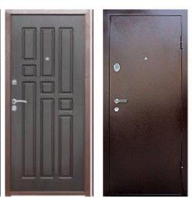 Двери стальные б-8 1.8мм 13950р