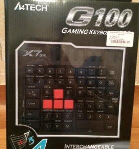 Игровая клавиатура x7