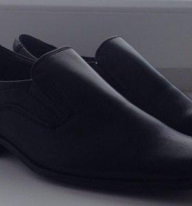 Ботинки чёрные!!!