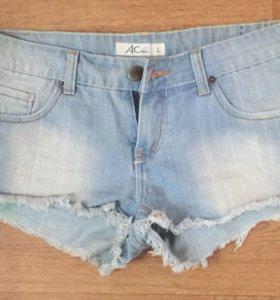 Джинсовые шорты Ann Christine