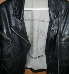 Куртка из натур кожи р. 44-46