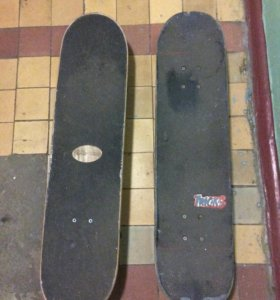 Скейт ( Левый 1500 ,правый 1000)