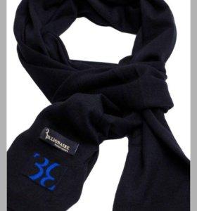 Новый шарф Billionaire темно синий