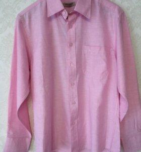 Новая рубашка Burberry р.М 46