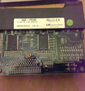 Програмируемый контролер LS G6F-PP3D