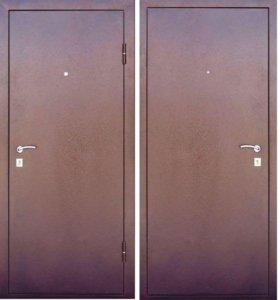 Двери входные мм