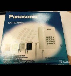 Новый телефон PANASONIC KX-TS2350RU