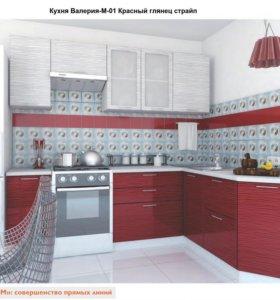 Кухня угловая Валерия-М-01