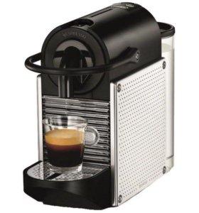 Новая кофемашина капсульная