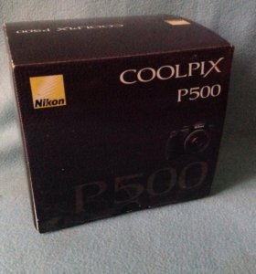 Coolpix p500