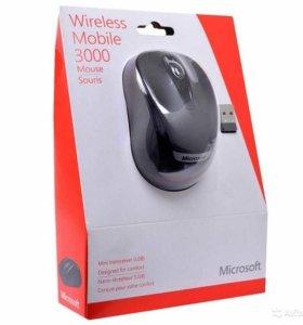 Мышь Microsoft Wireless 3000