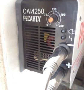 Сварочный аппарат Ресанта САИ250