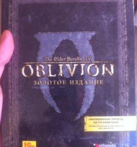Oblivion ( the elder scrolls ) золотое издание