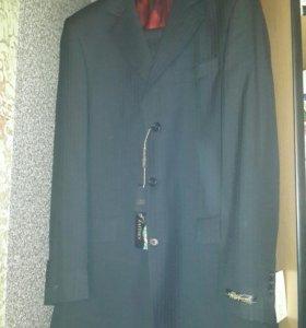 Новый Мужской Костюм пиджак с брюками слава зайцев