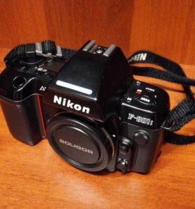 Пленочный фотоаппарат Nikon F-801S