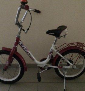 Велосипед для девочки. Stels pilot 110.