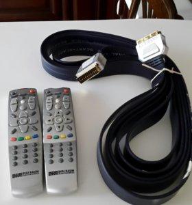 Кабель для цифрового телевиления