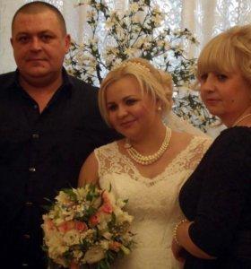 Свадебное платье !!!