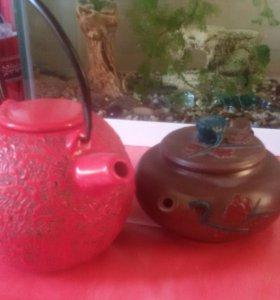 2 чайника