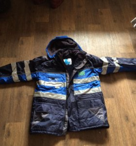 Тёплые куртки (спецодежда)